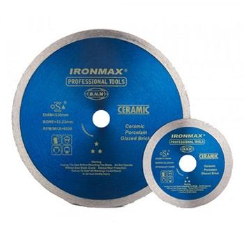 دیسک سرامیک بر 180 میلیمتری آیرون مکس
