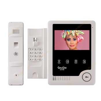 گوشی-آیفون-تصویری-کالیوز-4.3-اینچی-مدل-MT-4320