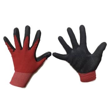 دستکش ایمنی پشت مواد اقتدار