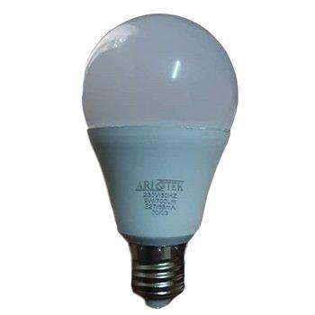 لامپ ال ای دی حبابی 9 وات آریوتک سرپیچ E27