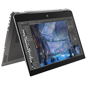 لپ تاپ 15 اینچی اچ پی مدل ZBook Studio x360 G5-C