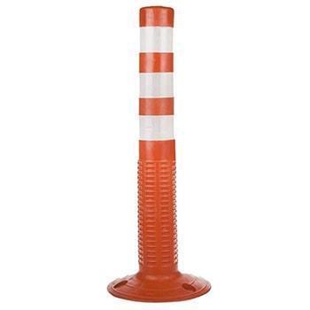 استوانه ترافیکی هورمند مدل 007 نارنجی