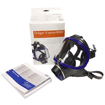 ماسک-شیمیایی-تمام-صورت-Drager-مدل-X-PLORE-63000