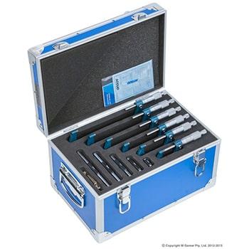 ست-میکرومتر-صندوقی-150-0-آکاد-مدل-06-006-321