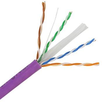 کابل شبکه Cat6 UTP رپیتون با روکش LSZH