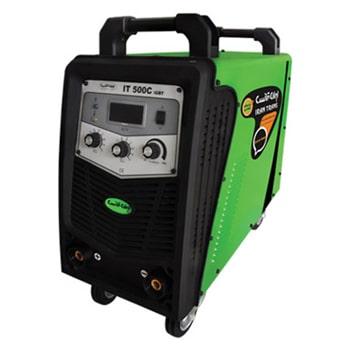 دستگاه جوش اینورتر الکترود 500 آمپر ایران ترانس مدل IT500C