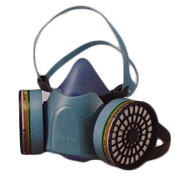 ماسک-تنفسی-نیم-صورت-دو-فیلتر-بیباری-مدل-SH-200