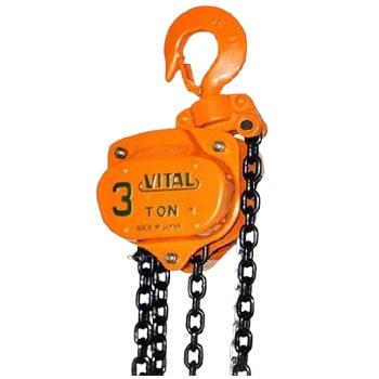 جرثقیل-زنجیری-دستی-3-تن-ویتال-مدل-VP5-30