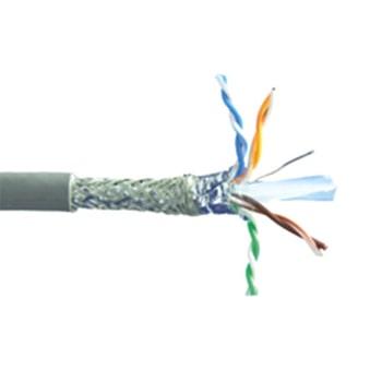 کابل-شبکه-Cat6-STP-اشنایدر-با-روکش-PVC0