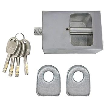قفل-کتابی-گارد-دار-کهن-مدل-KGD