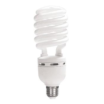 لامپ کم مصرف 40 وات پارس شهاب نیم پیچ سرپیچ E27