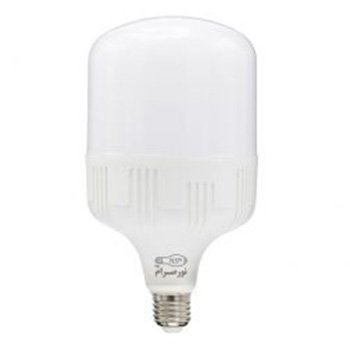 لامپ-ال-ای-دی-استوانه-ای-40-وات-نور-صرام-پویا-صدفی-سرپیچ-E270