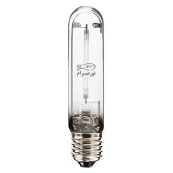 لامپ بخار سدیم پرفشار استوانه ای 150 وات نور صرام پویا سرپیچ E40
