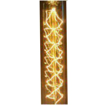 چراغ ادیسونی فیلامنتی 40 وات اسنکو مدل استوانه کوچک