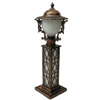 چراغ ایتالیایی فانوس با پایه مدل 1226