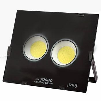 پروژکتور-COB-افتوشو-100-وات-IP680