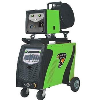 دستگاه جوش اینورتر میگ مگ و الکترود 315 آمپر ایران ترانس مدل MIG401DPI