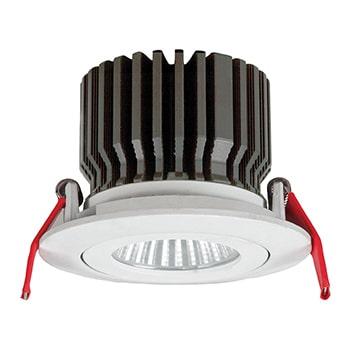 چراغ-سقفی-توکار-12-وات-شعاع-مدل-SH-553-12W0