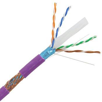 کابل شبکه Cat6 SFTP رپیتون با روکش LSZH