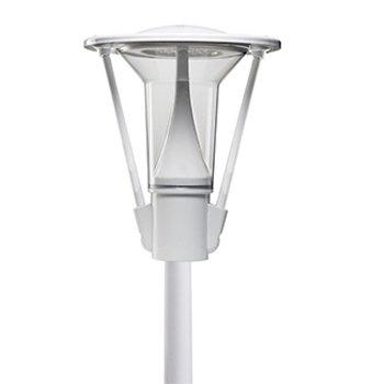 چراغ پارکی 35 وات مازی نور M6T1CCFE-BL مدل تولیپ IP65