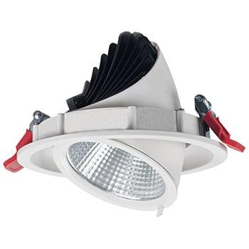 چراغ-سقفی-توکار-20-وات-شعاع-مدل-SH-931-20W0