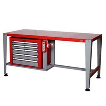 میز کار صنعتی شاهرخ مدل 180T