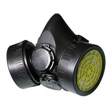 ماسک تنفسی دو فیلتر بلو ایگل مدل NP306