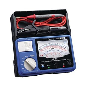 تستر-مقاومت-آنالوگ-1000ولت-هیوکی-مدل-IR4018-200