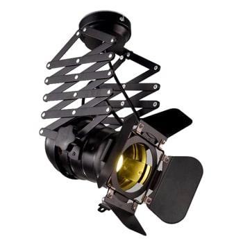 چراغ سقفی آکاردئونی بدون لامپ کی.اچ سرپیچ E27