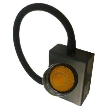 چراغ دیوارکوب COB روکار هانی نور 3 وات خرطومی مدل HS101