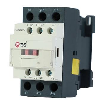 کنتاکتور 25 آمپر ISBS با بوبین 24 ولت AC مدل ISDC25G-C