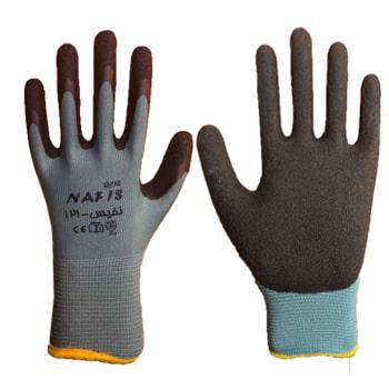 دستکش ایمنی ضد برش نفیس مدل 121