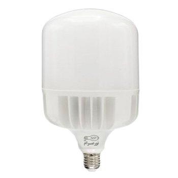لامپ ال ای دی استوانه ای 100 وات نور صرام پویا مهتابی سرپیچ E40