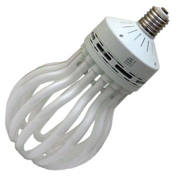 لامپ-کم-مصرف-200-وات-کیهان-لوتوس-سرپیچ-E400