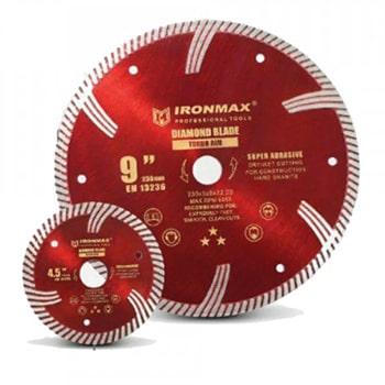 دیسک گرانیت بر توربو 230 میلی متری آیرون مکس