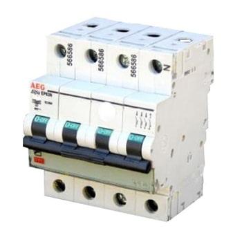 فیوز-مینیاتوری-آاگ-سه-فاز-+-نول-20-آمپر-تیپ-C-قدرت-قطع-10-کیلو-آمپر0