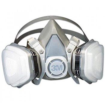 ماسک-تنفسی-نیم-صورت-دو-فیلتر-تری-ام-مدل-52P710