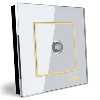 فیش-آنتن-توکار-ویرا-الکتریک-مدل-امگا-سفید-طلایی-سفید0