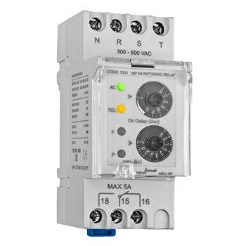 کنترل فاز میکروپروسسوری شیوا امواج مدل MRJN-2P