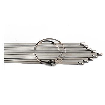 بست کمربندی استیل (فلزی) 40*4.6 سانتی متری دیلم الکتریک