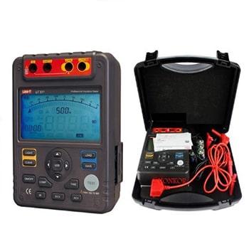 تستر-عایقی-دیجیتال-یونی-تی-مدل-UNI-T-UT5110