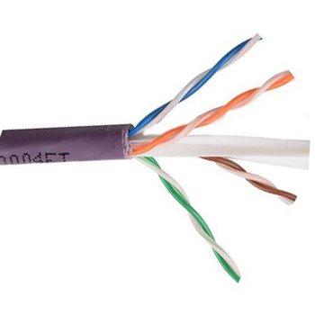 کابل-شبکه-Cat6-UTP-برندرکس-با-روکش-LSZH0