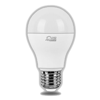 لامپ-ال-ای-دی-حبابی-9-وات-پارس-شعاع-توس-مدل-A60-قرمز-سرپیچ-E270