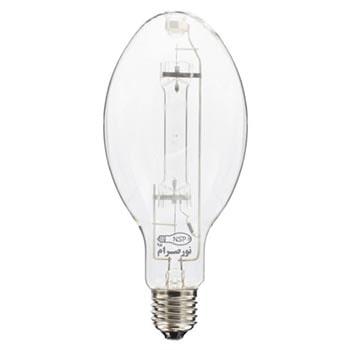 لامپ بخار جیوه پر فشار 400 وات نور صرام پویا بیضی سرپیچ E40