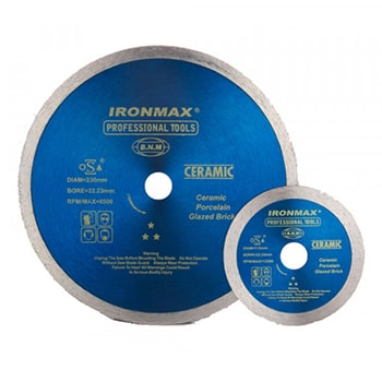 دیسک سرامیک بر 115 میلیمتری آیرون مکس