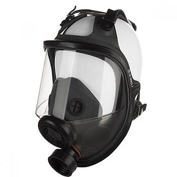 ماسک-شیمیایی-تمام-صورت-تک-فیلتر-هانیول-مدل-54000