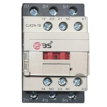 کنتاکتور 12 آمپر ISBS با بوبین 110 ولت AC مدل ISDC12B-C