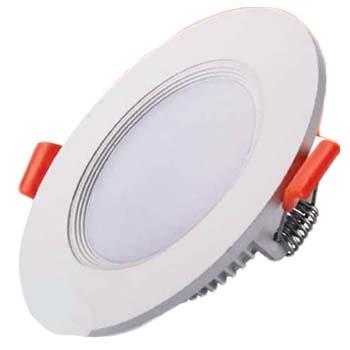 پنل SMD توکار 9 وات باراد نور مدل بک لایت دایره ای