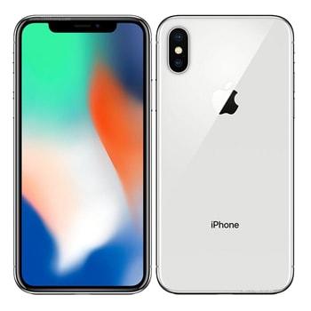گوشی موبایل اپل مدل iPhone X ظرفیت 64 گیگابایت نقره ای