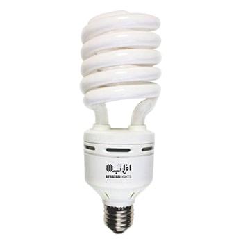 لامپ-کم-مصرف-45-وات-افراتاب-مدل-45HSP-سرپیچ-E270